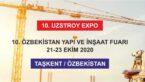 Taşkent Özbekistan Yapı Fuarı