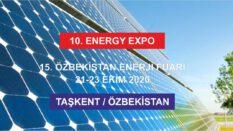 Taşkent Özbekistan Enerji Fuarı